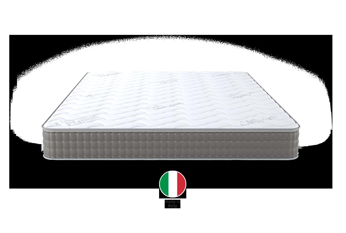 Silver Plus-front-mattress