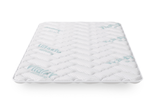 VitalCare Topper-front-mattress